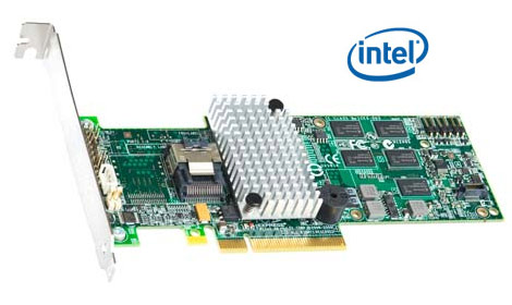Intel SAS RAID RS2BL040