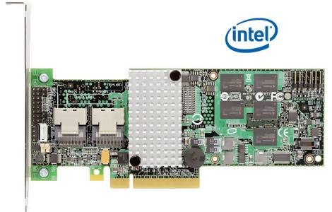 Intel SAS RAID RS2BL080
