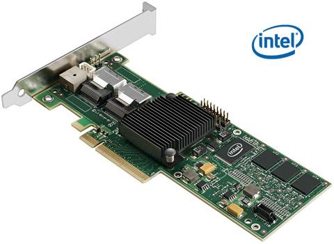 Intel SAS Raid SRCSASBB8I