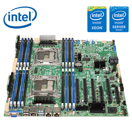 Intel® S2600CW2R/S2600CWTR Cottonwood Pass