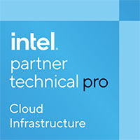 Intel partner cloud infrastructure