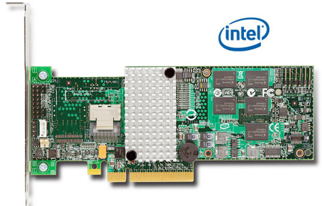 Intel SAS RAID RS2BL040 2