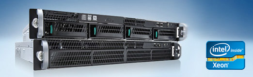 Intel E3-1200s rack szerverek, Sandy Bridge